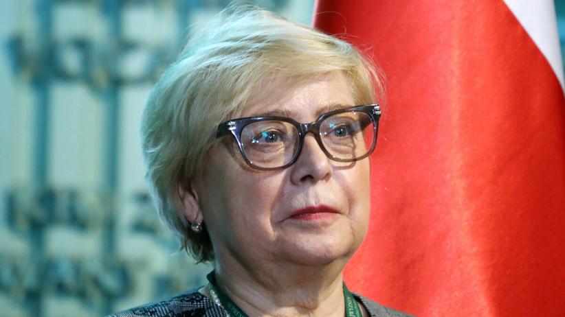 Małgorzata Gersdorf zakażona koronawirusem