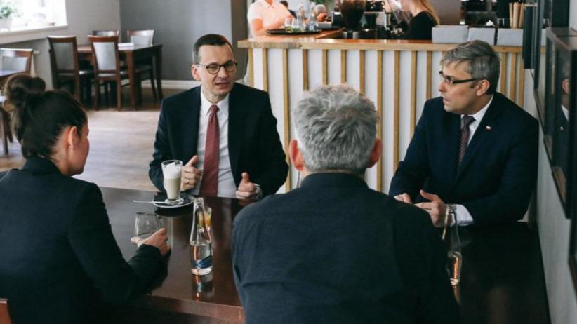 Morawieckiego reżim sanitarny nie obowiązuje? Rzecznik rządu: są dwa rodzaje przepisów