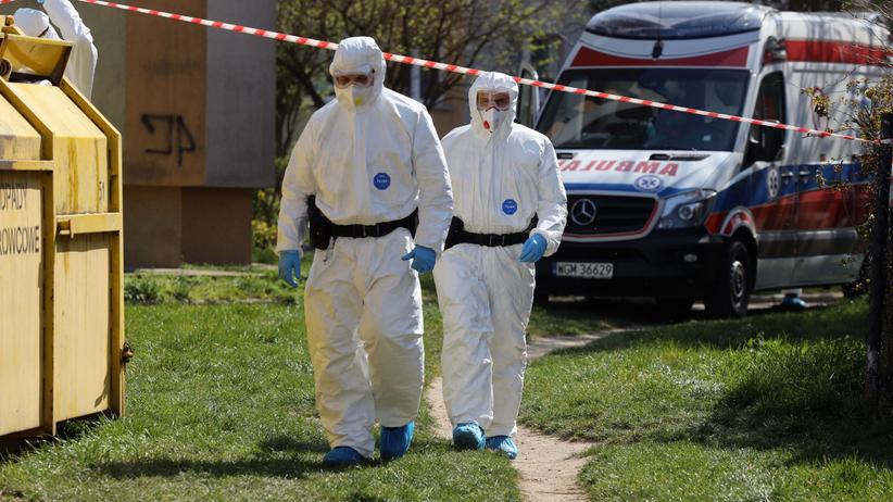 Ponad 6 tys. zakażeń koronawirusem. Nie żyje kolejne kilkanaście osób