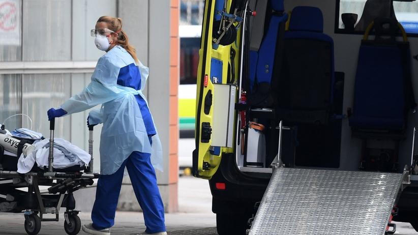 Nie żyje 34-letnia Polka zakażona koronawirusem. Pracowała w brytyjskim szpitalu