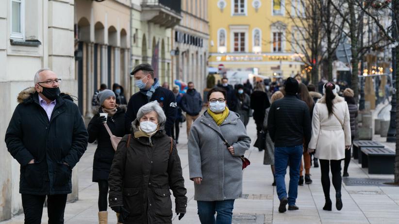spacer w dobie pandemii koronawirusa