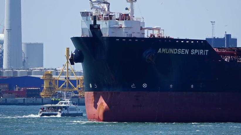 tankowiec Amundsen Spirit