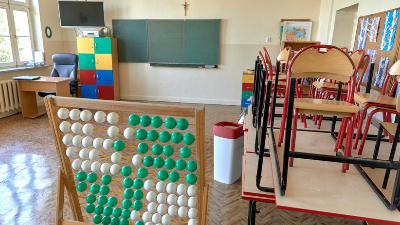 sala lekcji religii
