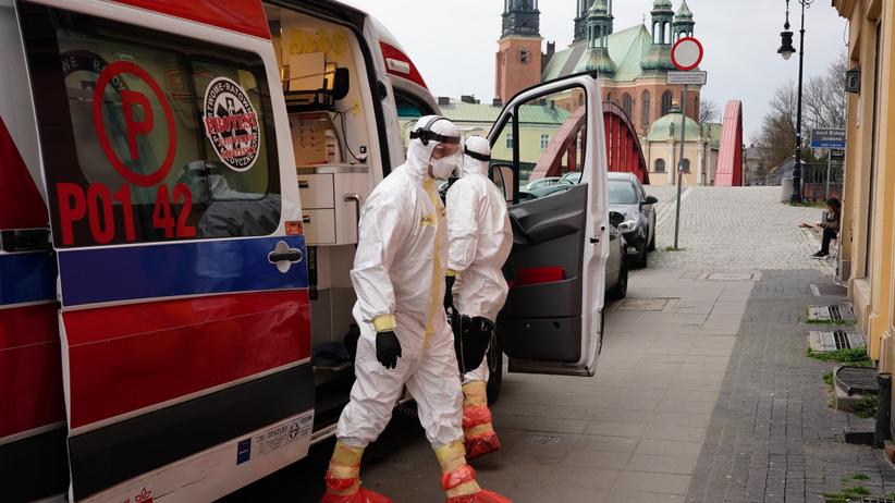 Prawie 180 nowych zakażeń. Zmarły kolejne osoby, zakażone koronawirusem