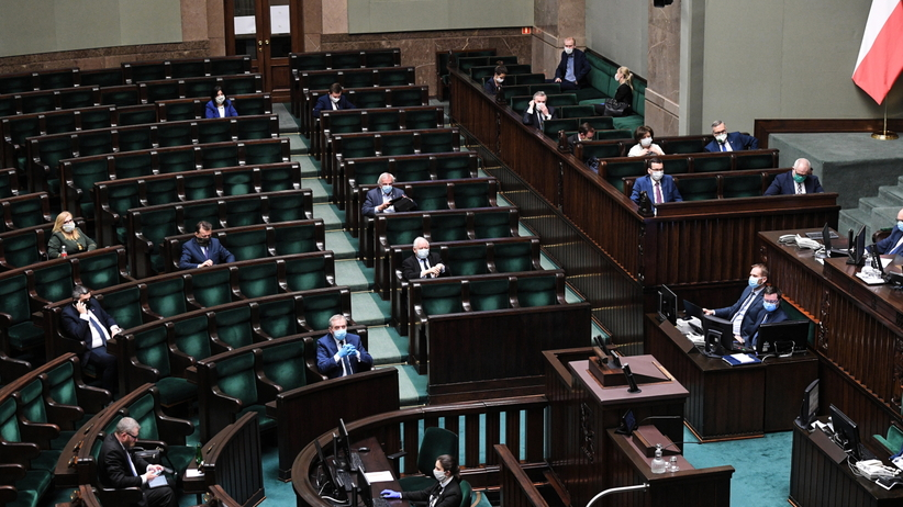 Sejm przegłosował tarczę antykryzysową 2.0. Przyjęto większość poprawek Senatu