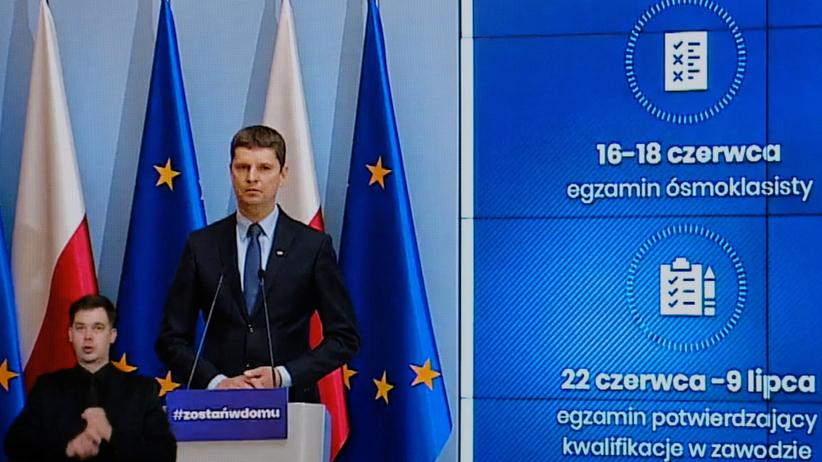 Konferencja premiera Morawieckiego na żywo. Poznamy terminy matury 2020