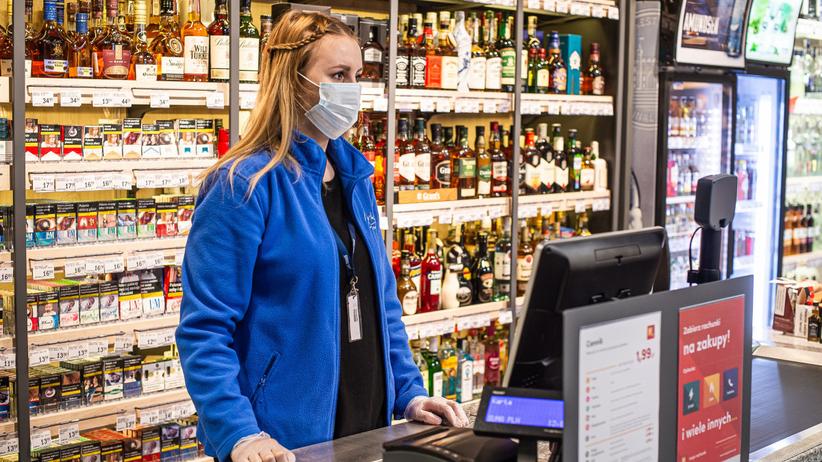 Zakaz sprzedaży alkoholu w trakcie pandemii? Pomysł jest rozważany