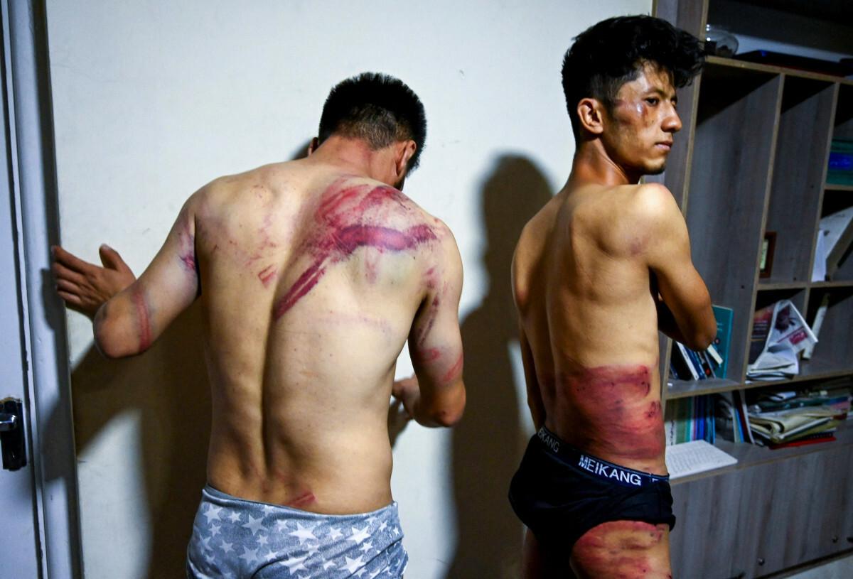 Afgańscy dziennikarze torturowani