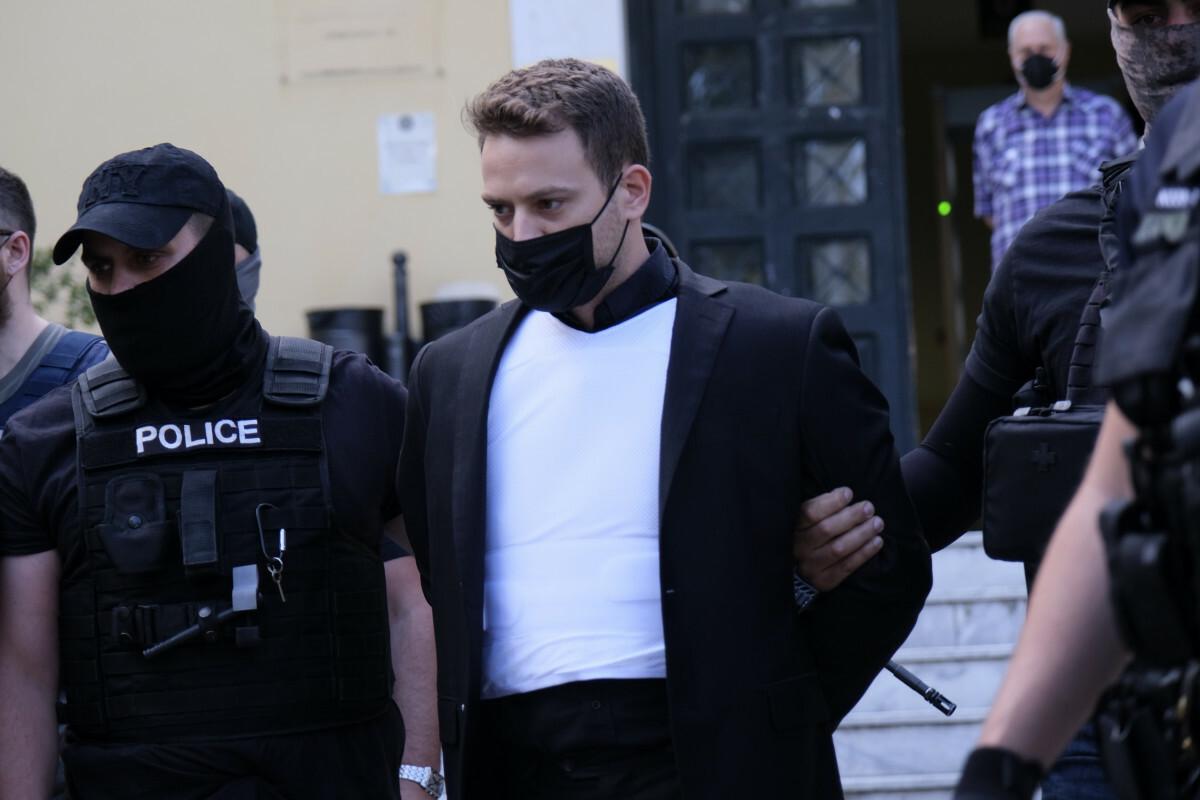 Babis Anagnostopoulos aresztowany
