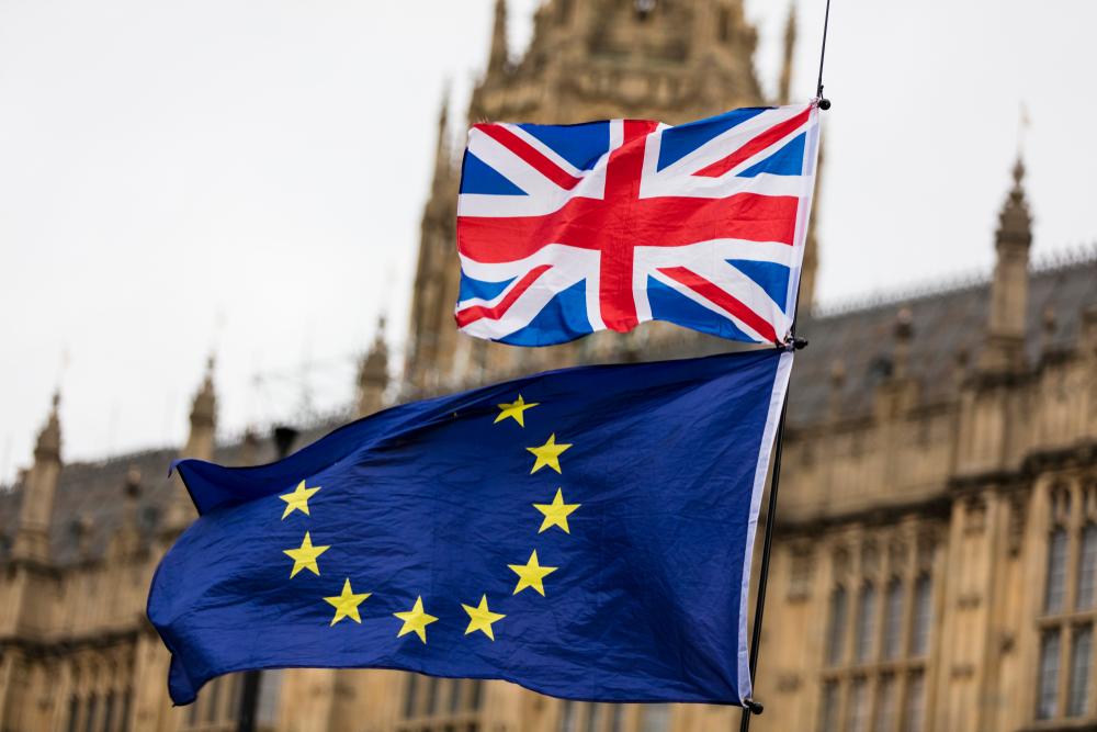 Brexit Wielka Brytania UE 2020