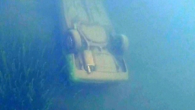car griffin lake