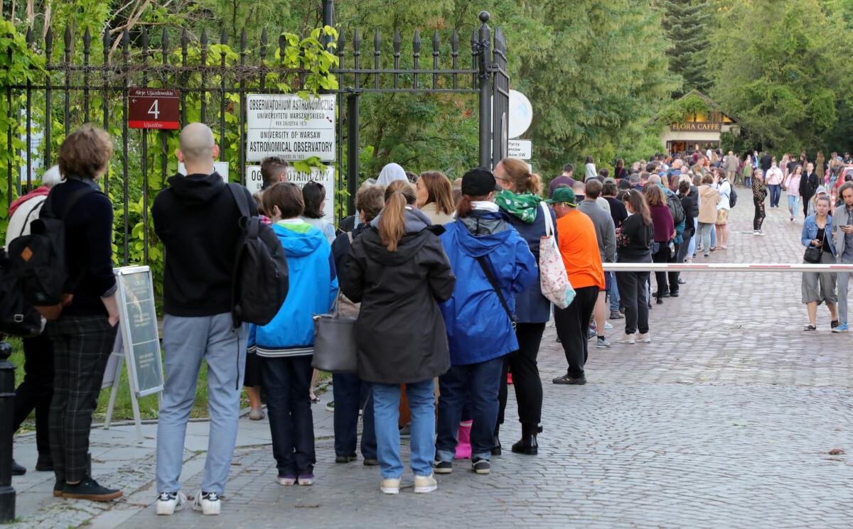 Dziwidło olbrzymie pierwszy raz zakwitło w Polsce