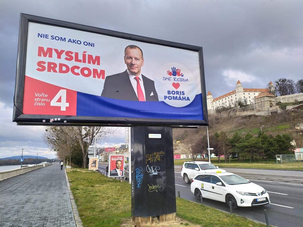 Wybory na Słowacji