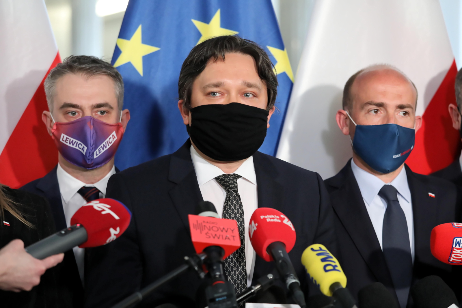 Marcin Wiącek kandydat na RPO
