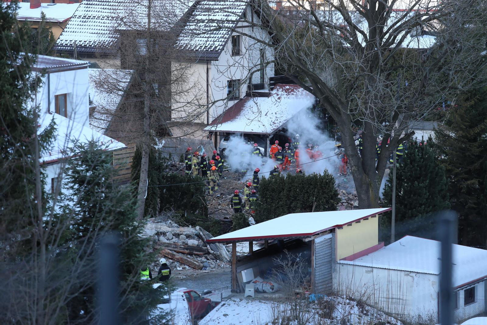 Tragedia w Szczyrku wstrząsnęła mieszkańcami kurortu i turystami