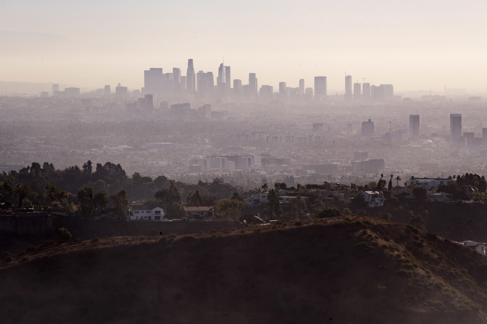 Pożary Kalifornia