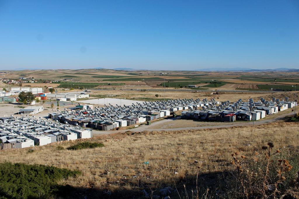 Obóz Larisa