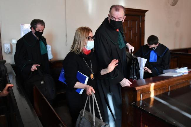 proces Magdaleny Adamowicz