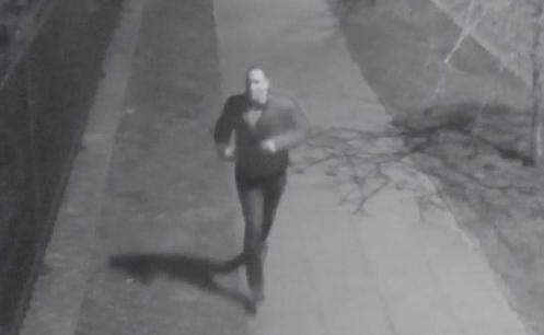 Ranił kobietę nożem - szuka go policja