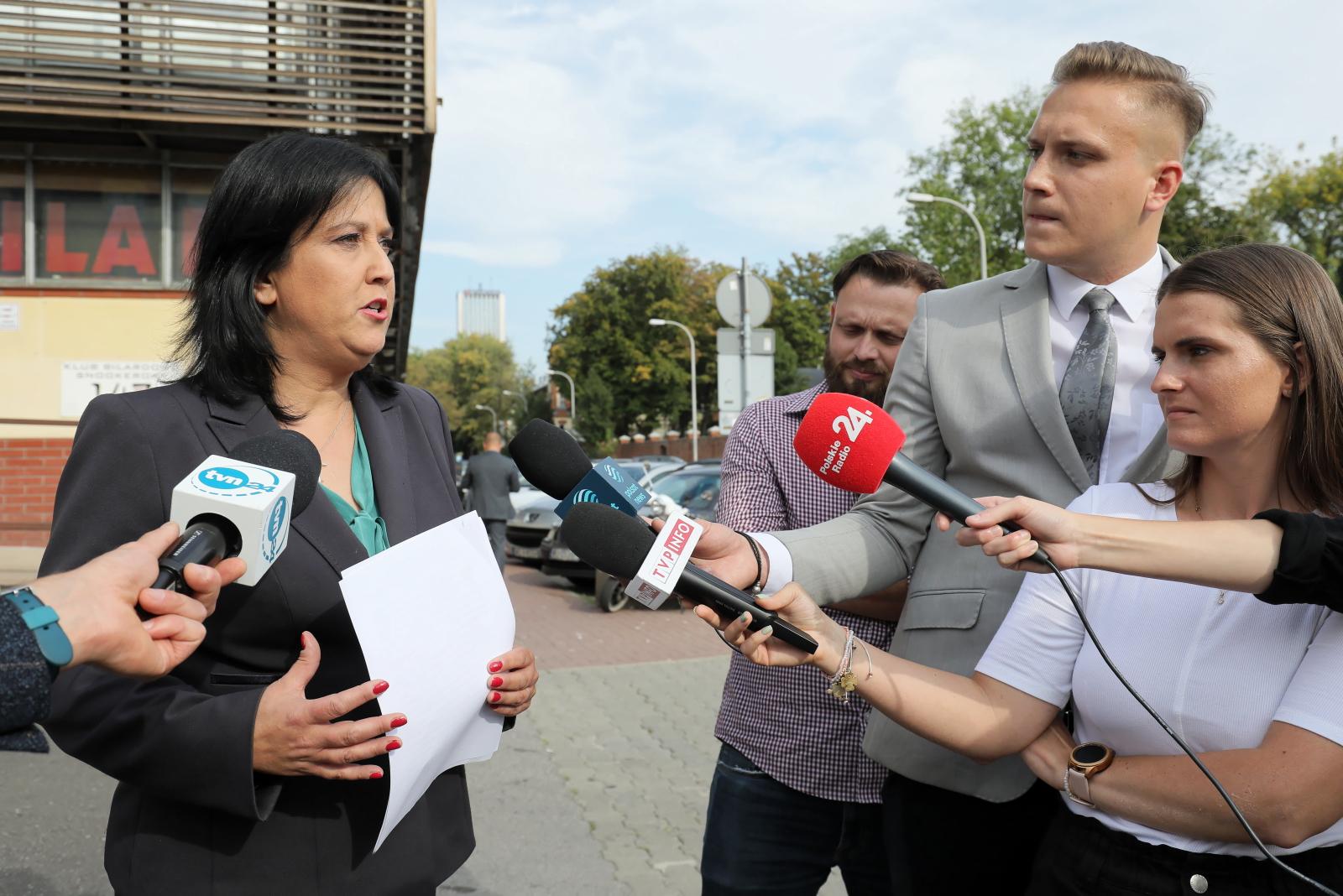 rzeczniczka PiS Anita Czerwińska