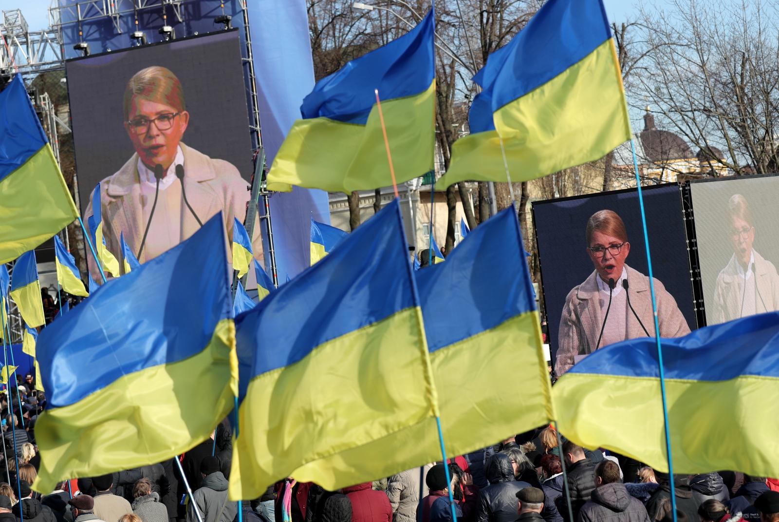 Ukraina wybory 2019