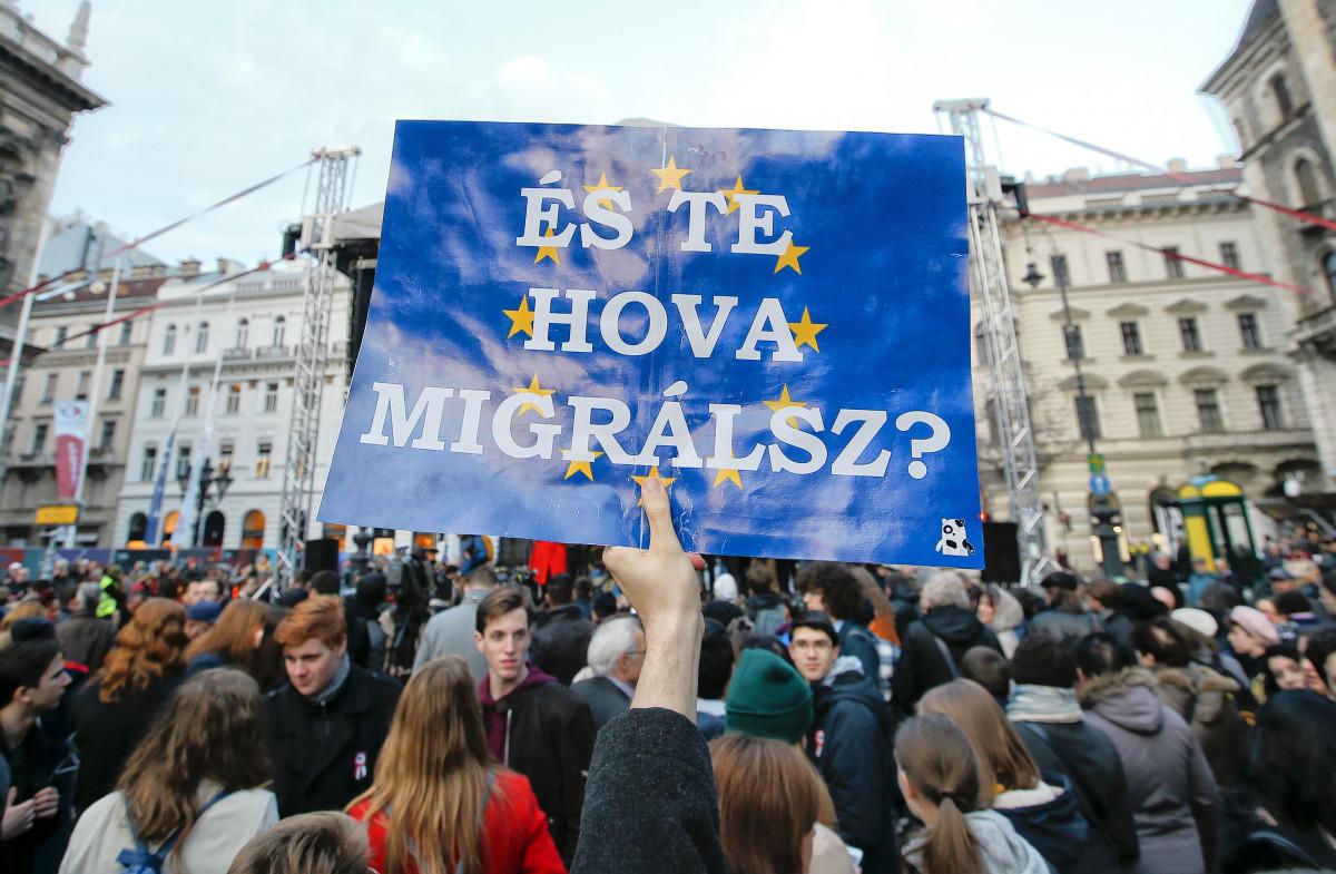Węgry kontra Unia Europejska