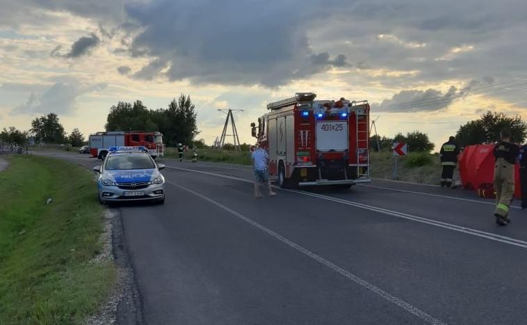 wola krzyztoporska wypadek motocyklisty 2 (1)