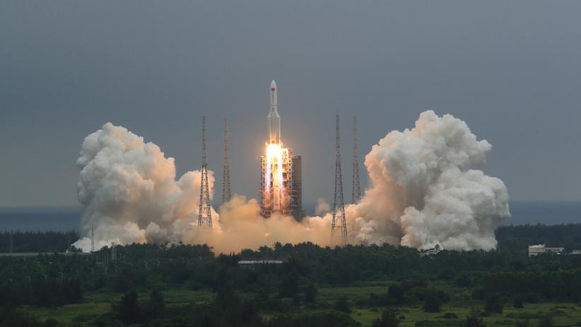 rakieta Długi Marsz 5B