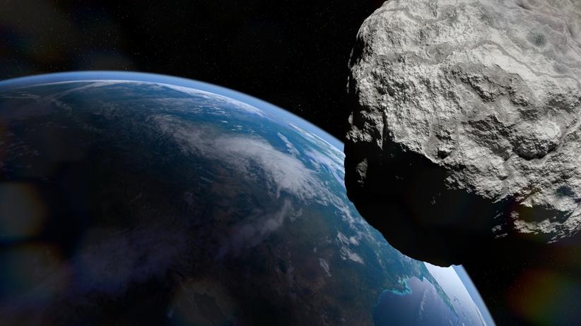 asteroida SG 2021
