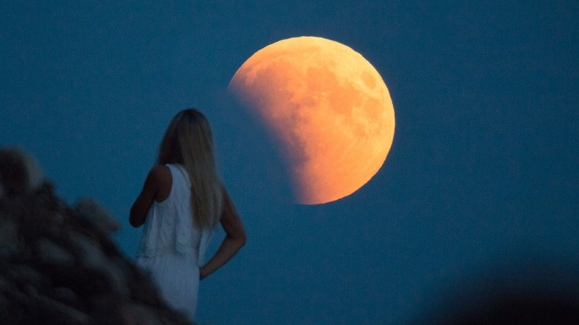 Częściowe zaćmienie i pełnia księżyca lipiec 2019. Gdzie i kiedy oglądać?