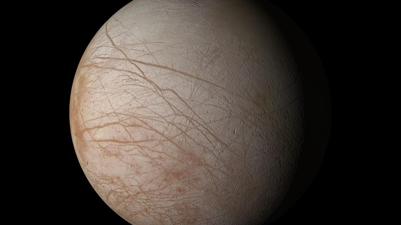 Europa księżyc Jowisza