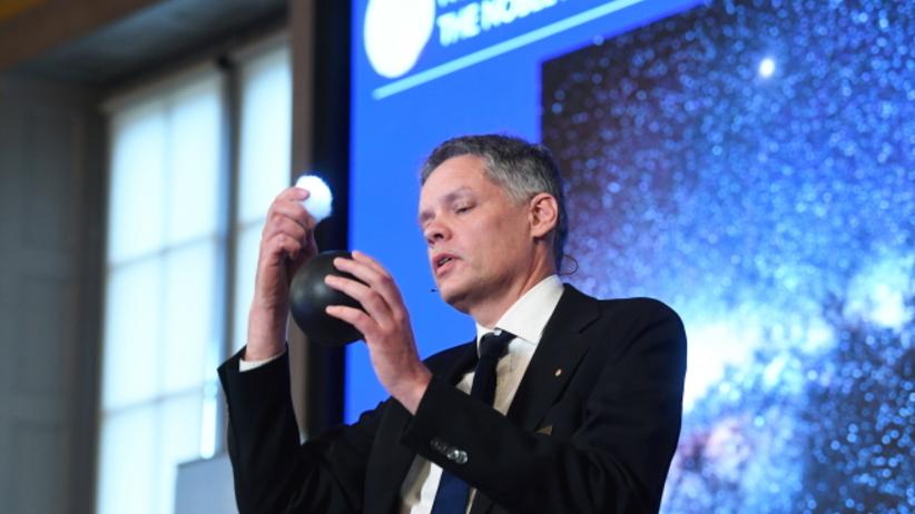 Nagroda Nobla z fizyki