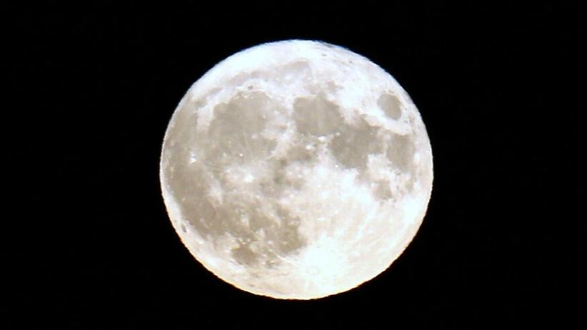 Superpełnia i całkowite zaćmienie Księżyca 25 maja