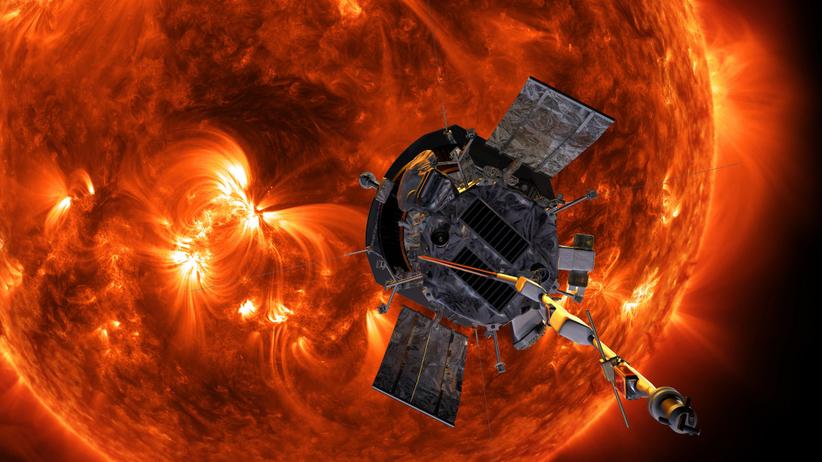 Rekordowy dzień w historii Słońca. Centralna gwiazda przechodzi wielkie zmiany