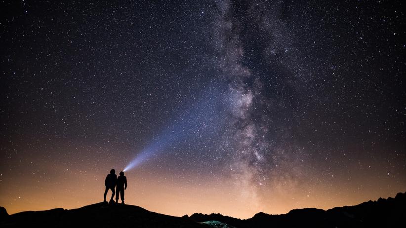 sygnał z kosmosu
