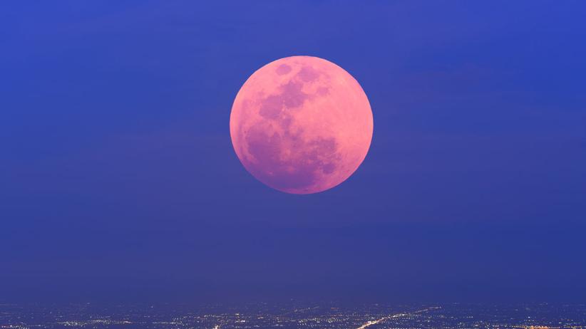 Truskawkowy księżyc 2021