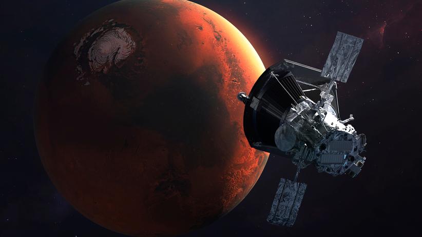NASA publikuje niesamowite nagranie. Tak może brzmieć trzęsienie ziemi na Marsie