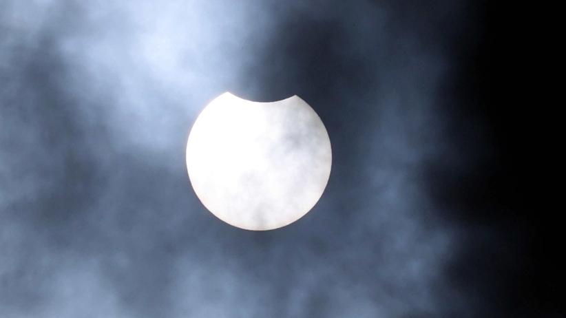 zaćmienie słońca 2021