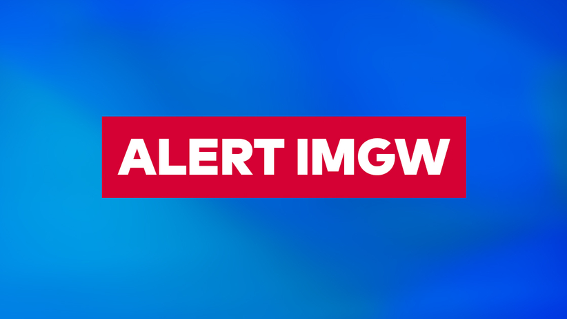 Alert IMGW