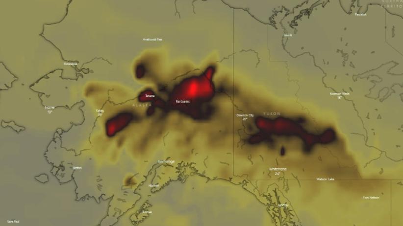 Pożar Arktyki