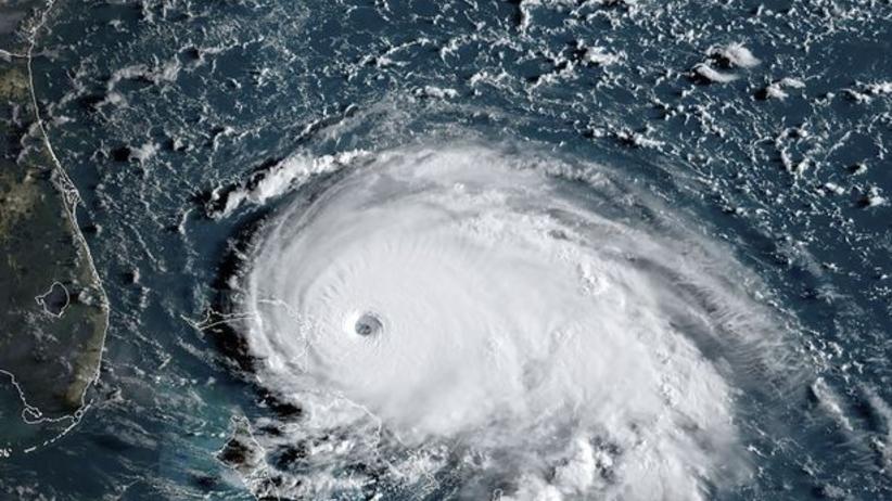 Cyklon Gabrielle nadciąga nad Europę