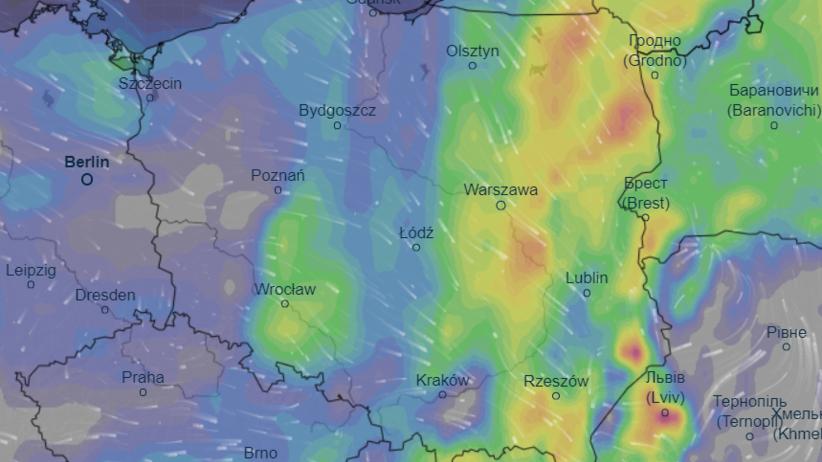 Gdzie Jest Burza 25 Czerwca Nowe Alerty Imgw I Rcb Mapa I Radar Burz Online Wiadomosci