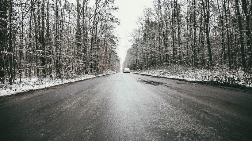IMGW przymrozki i śnieg w górach