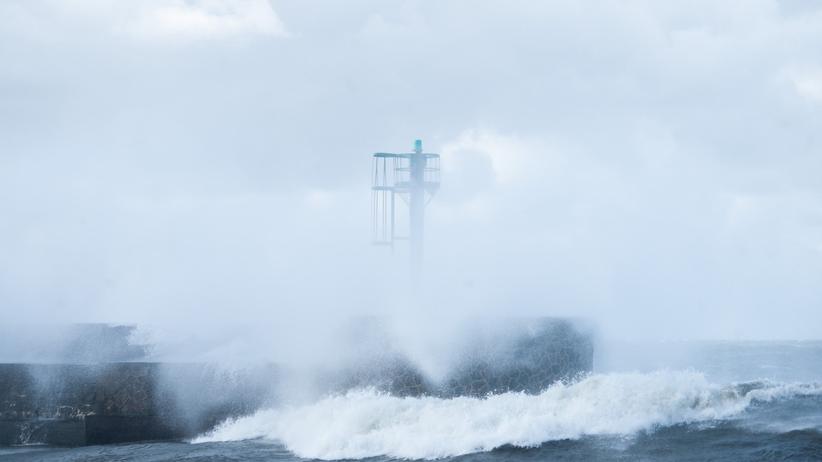 IMGW wiatr i sztorm