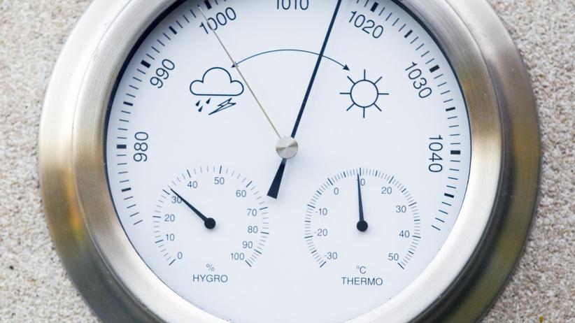 IMGW Ciśnienie