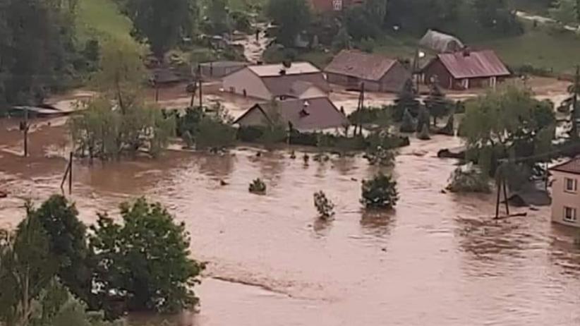 Powódź, Jasło