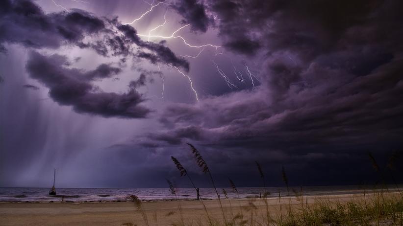 Mapa burz na żywo - jak sprawdzić, gdzie jest burza? [RADAR ONLINE]
