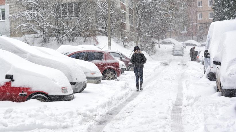 IMGW, ostrzeżenie przed śniegiem, oblodzeniem