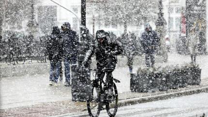 IMGW opublikowało prognozę długoterminową na grudzień. Zimy nie będzie?