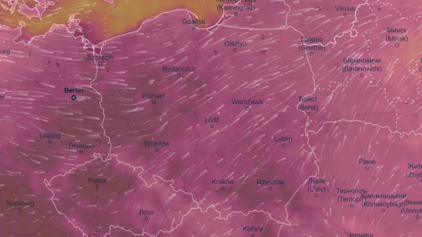 Pogoda długoterminowa. W środę większy upał niż w Afryce